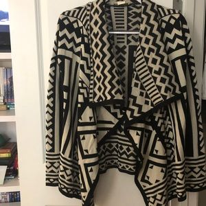 Printed Urban Outfitters Sweater